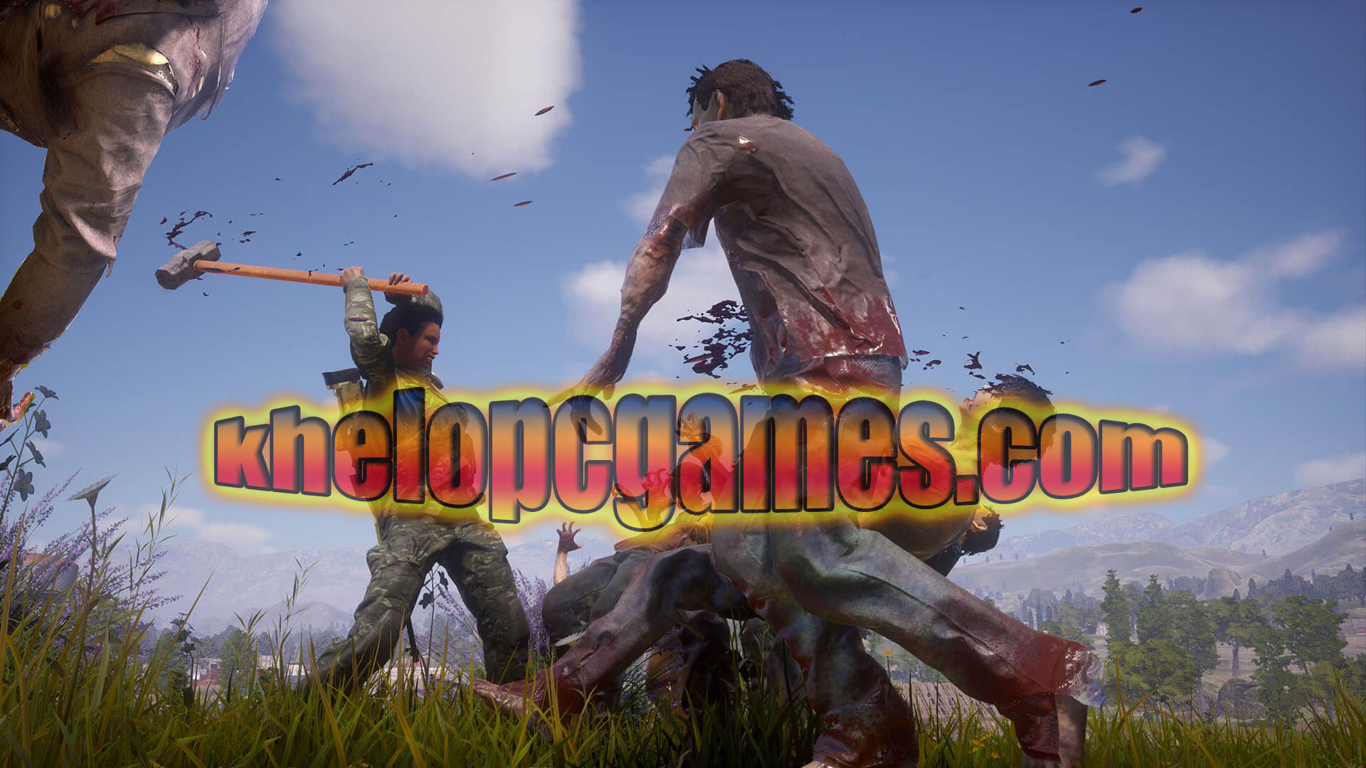 State of Decay 2: Juggernaut Edition Pc Game 2020 Free Download