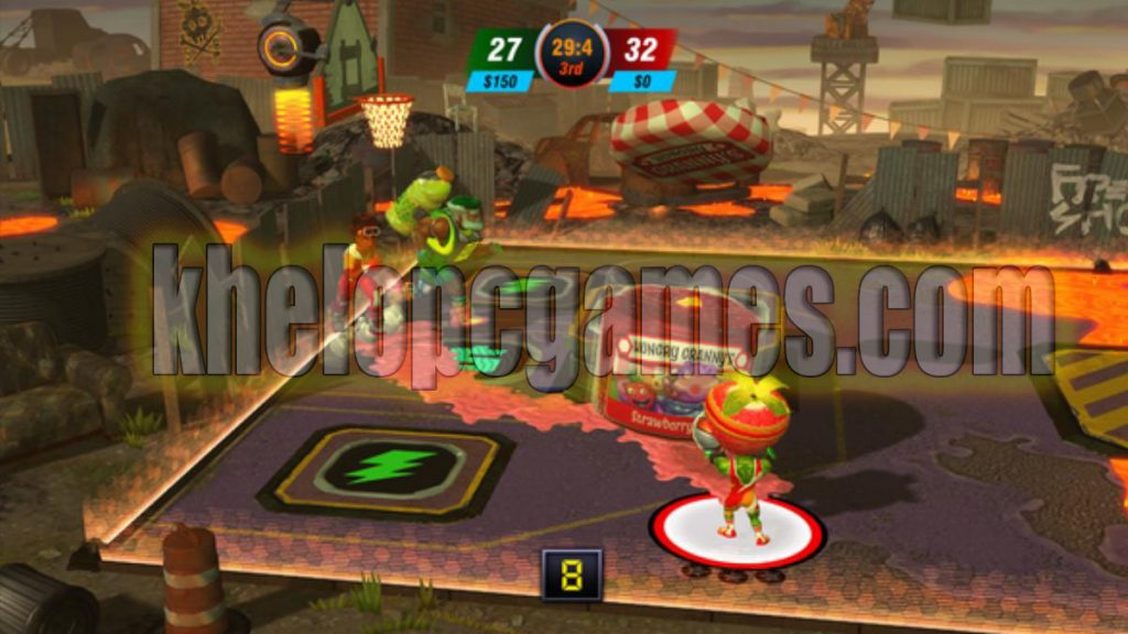 Dunk Lords Highly Compressed 2020 Pc Game Free Download