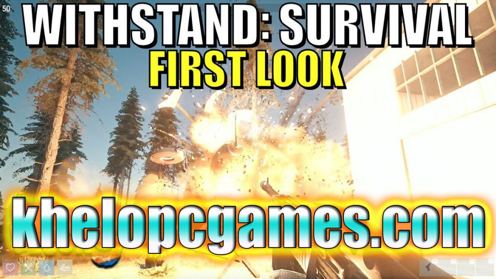 Withstand: Survival Highly Compressed PC Game + Torrent Free Download