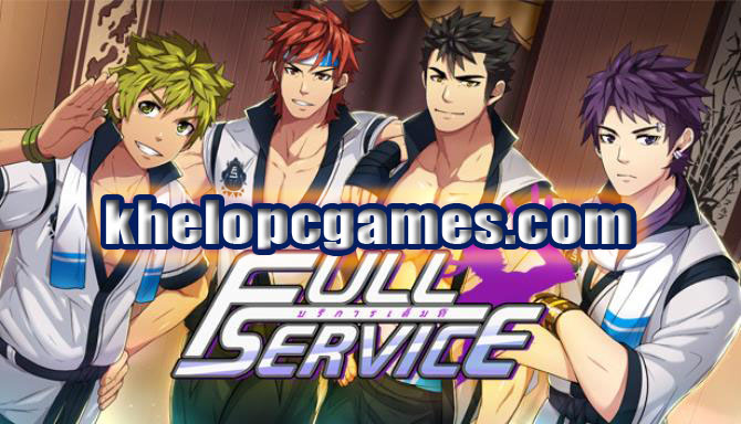 Full Service Highly Compressed PC Game + Torrent Free Download