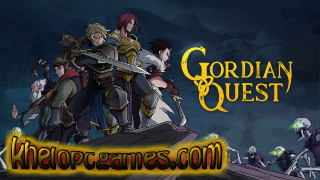Gordian Quest PLAZA PC Game + Torrent Free Download