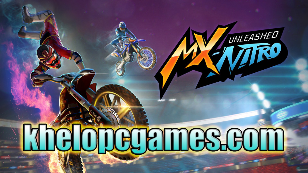 MX Nitro: Unleashed PLAZA PC Game + Torrent Free Download