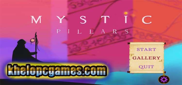Mystic Pillars: A Story-Based Puzzle PC Game + Torrent Free Download