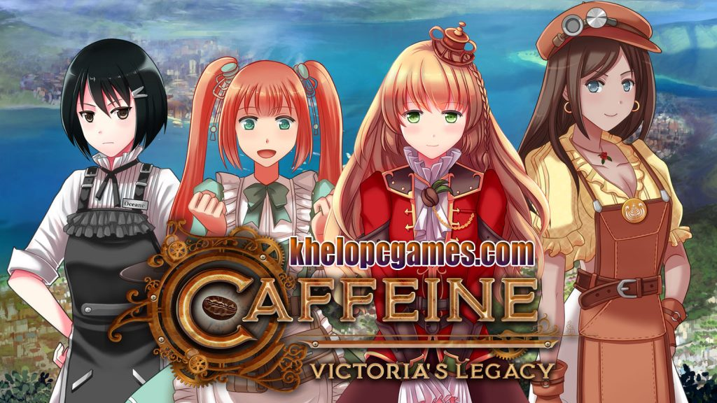 Caffeine: Victoria's Legacy PLAZA 2020 Pc Gam Free Download