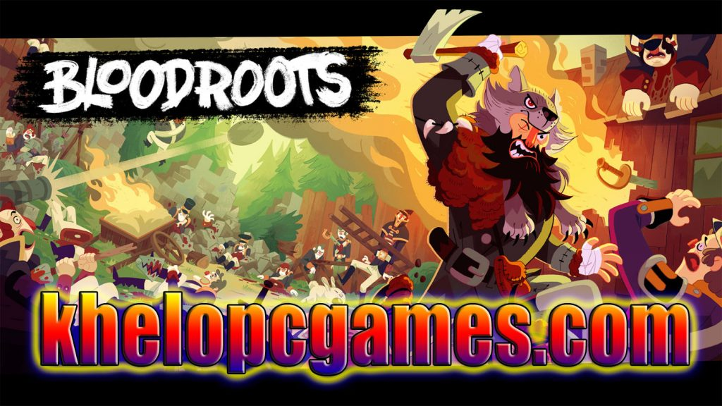 Bloodroots Plaza PC Game + Torrent Free Download Full Version