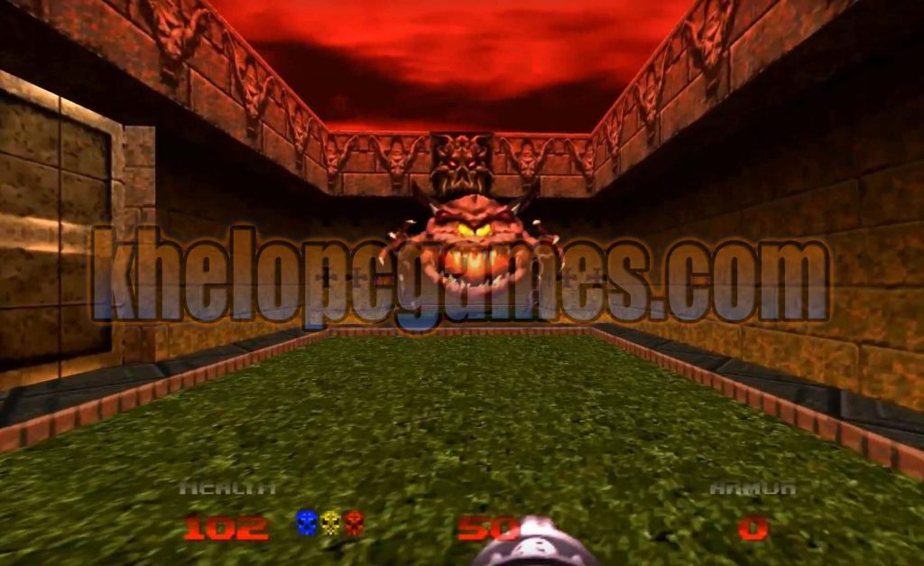 DOOM 64 CODEX 2020 Pc Game Free Download