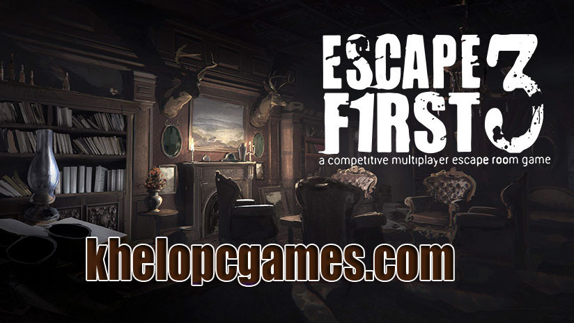 Escape First 3 PLAZA PC Game + Torrent Free Download