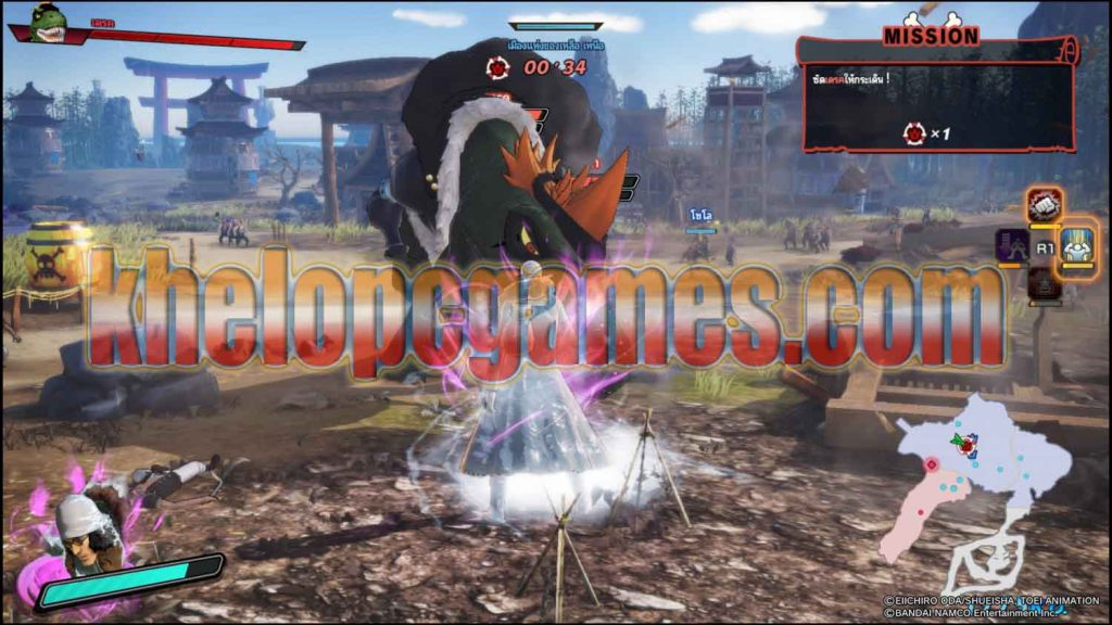 ONE PIECE: PIRATE WARRIORS 4 CODEX 2020 Pc Game Free Download