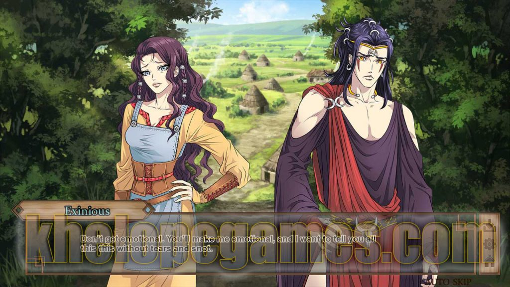 Gods of Love: An Otome Visual Novel CODEX 2020 Free Download