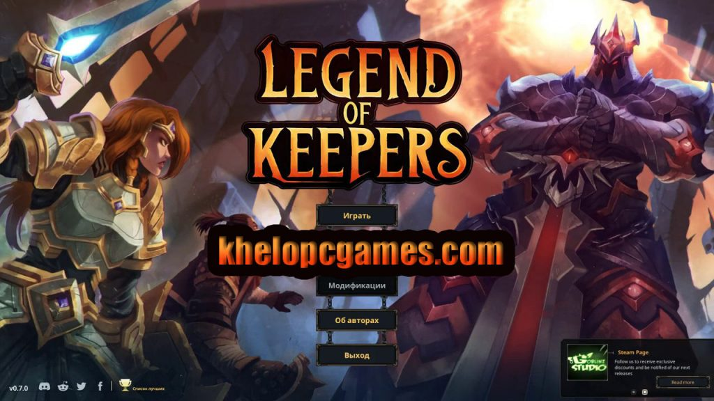 Legend of Keepers: Career of a Dungeon Master PC Game Free Download