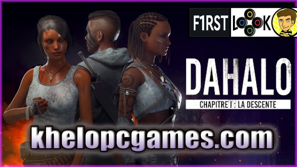 DAHALO PLAZA PC Game + Torrent Free Download Full Version