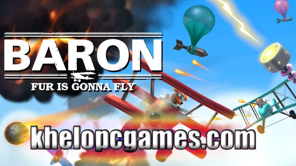 Baron: Fur Is Gonna Fly CODEX PC Game + Torrent Free Download