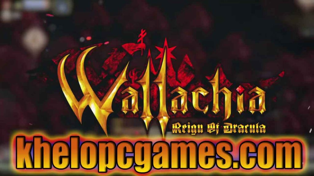 Wallachia: Reign of Dracula CODEX PC Game + Torrent Free Download