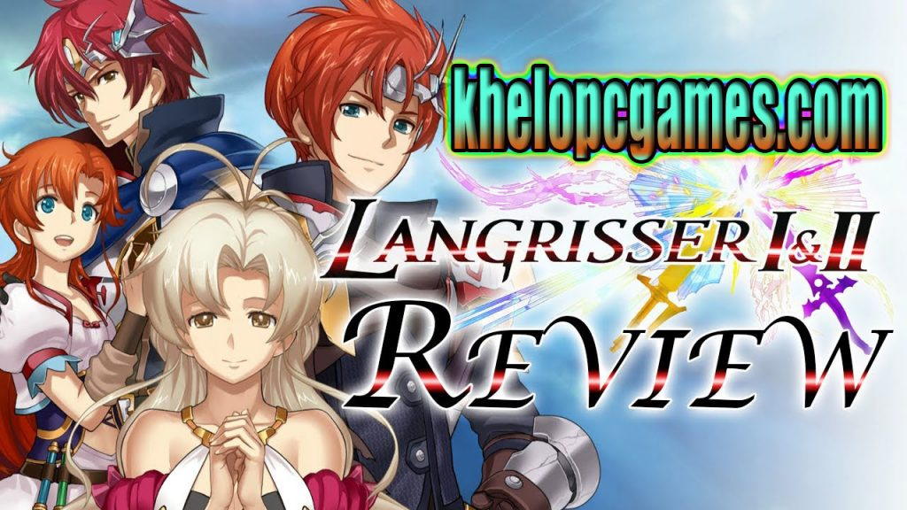 Langrisser I & II Highly Compressed PC Game + Torrent Free Download