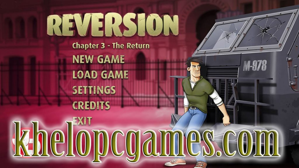 Reversion – The Return (Last Chapter) CODEX PC Game + Torrent Free Download