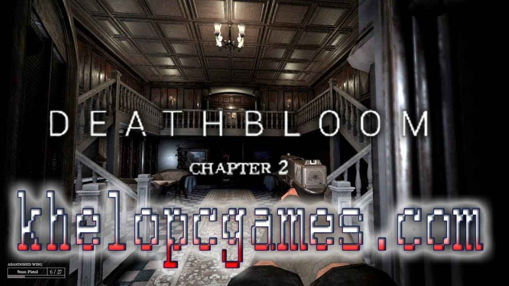 Deathbloom: Chapter 2 PLAZA PC Game + Torrent  Free Download