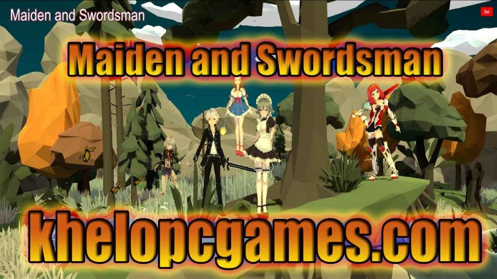 Maiden and Swordsman PLAZA PC Game + Torrent Free Download