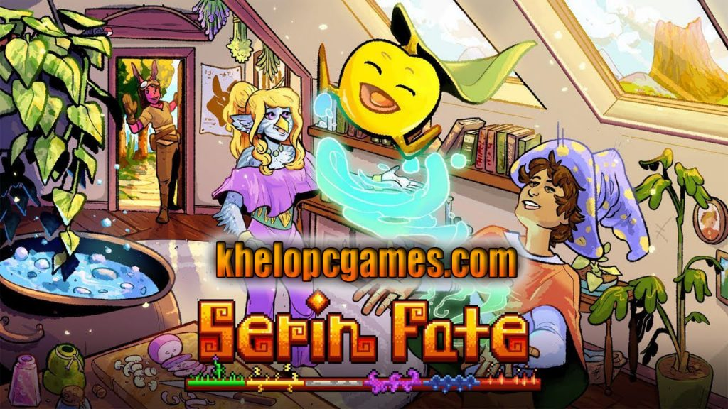 Serin Fate Highly Compressed PC Game + Torrent Free Download