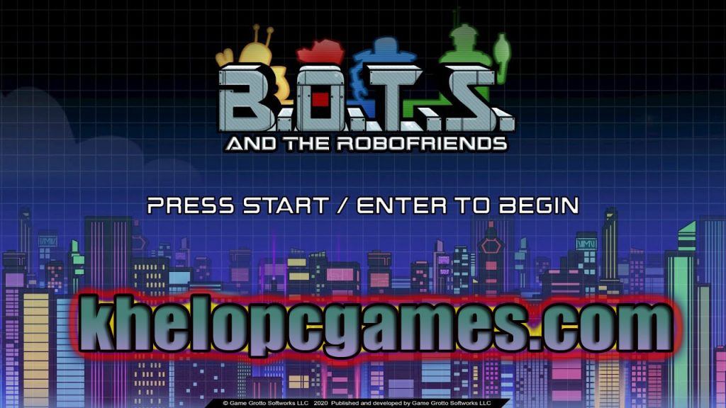 B.O.T.S. and the Robofriends CODEX PC Game + Torrent Free Download