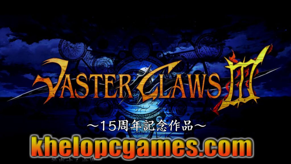 VasterClaws 3:Dragon slayer of the God world Pc Game 2020 Free Download