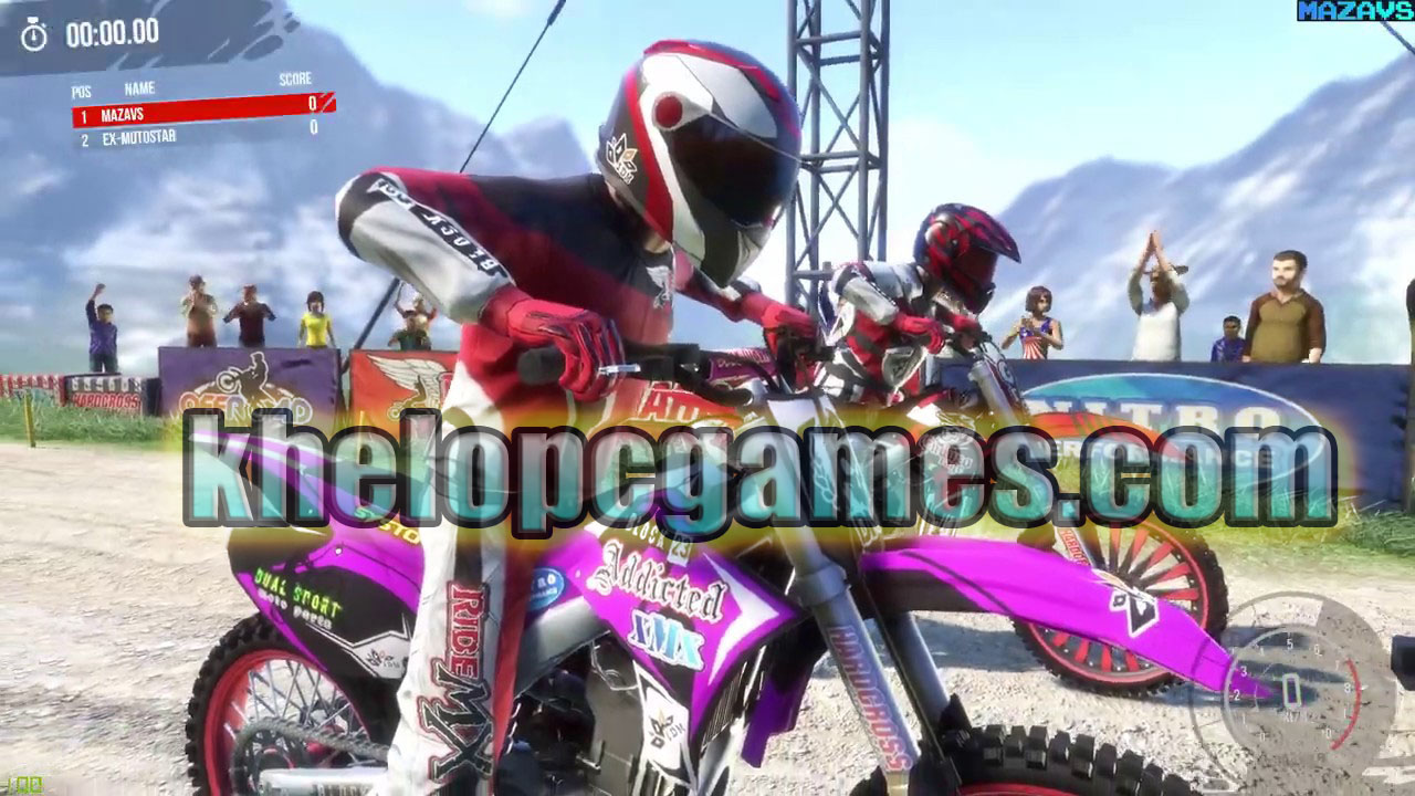 MX Nitro: Unleashed PLAZA For Pc Game 2020