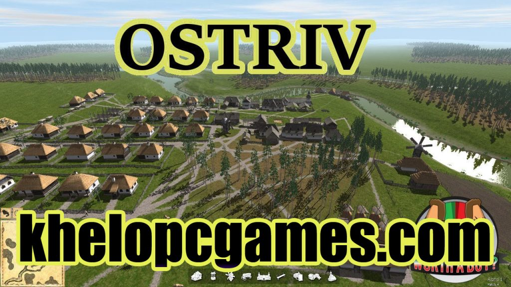 Ostriv Highly Compressed PC Game + Torrent Free Download