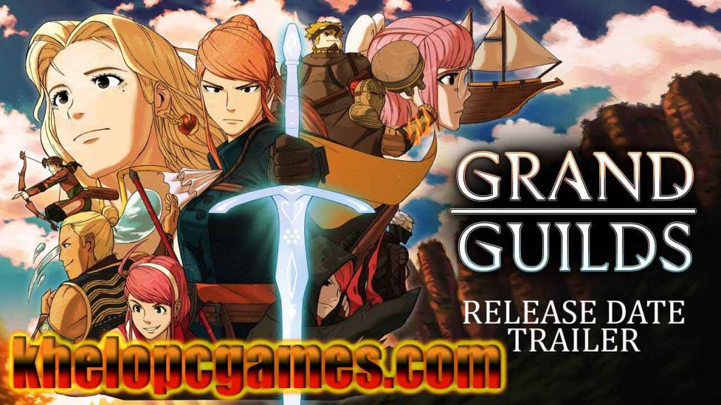 Grand Guilds PLAZA PC Game + Torrent Free Download Full Version