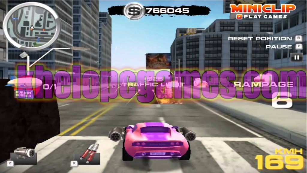 Burnt Rubber CODEX 2020 Pc Game Free Download