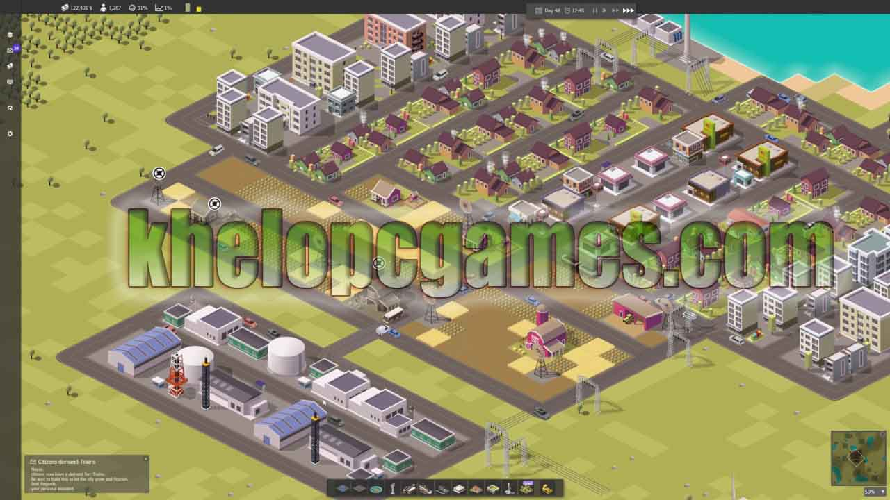 Smart City Plan Highly Compressed 2020 Pc Game Free Download