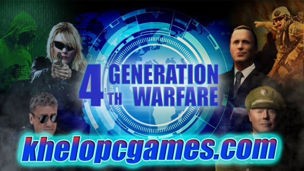 4th Generation Warfare PLAZA PC Game + Torrent Free Download