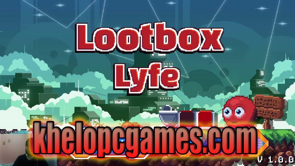 Lootbox Lyfe PLAZA PC Game + Torrent Free Download Full Version