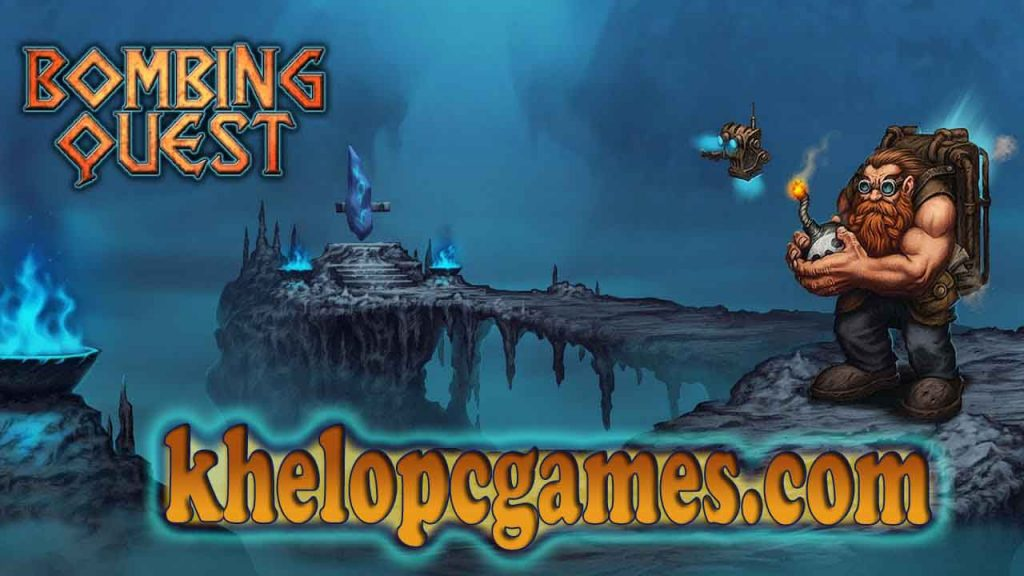 Bombing Quest Highly Compressed PC Game + Torrent Free Download