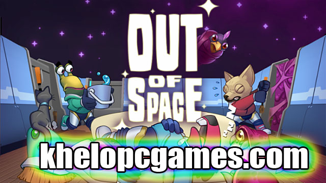 Out of Space Highly Compressed PC Game + Torrent Free Download