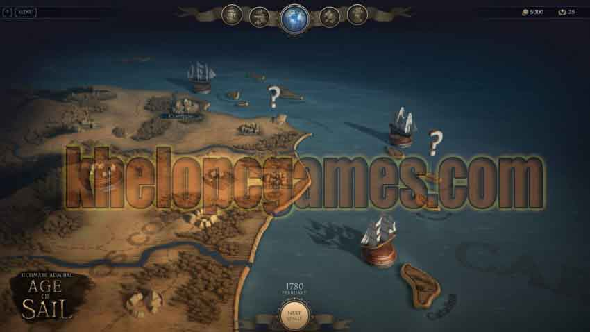 Ultimate Admiral: Age of Sail CODEX 2020 Game Free Download