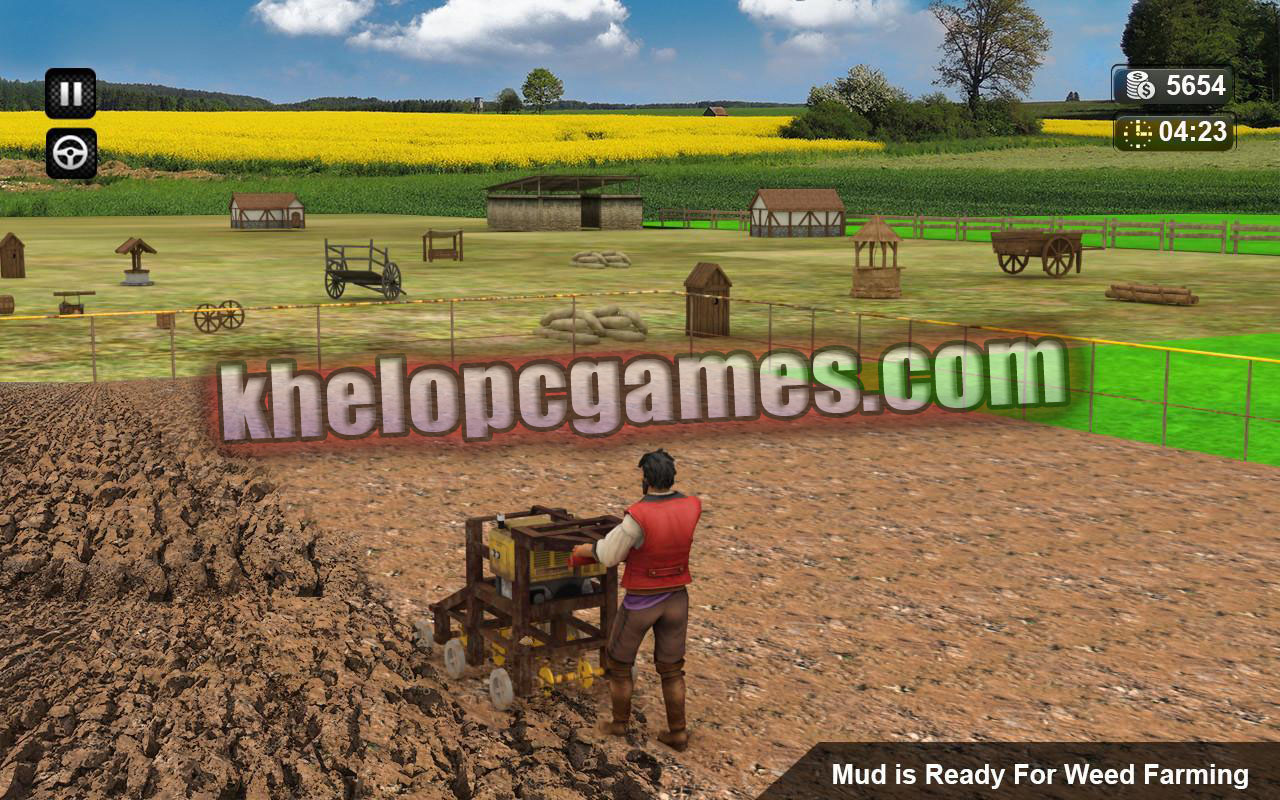 Weed Farmer Simulator CODEX 2020 Pc Game Free Download
