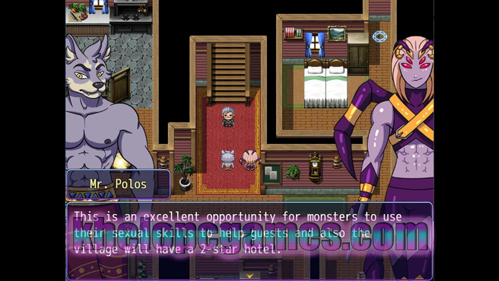 Cumming Hotel – A Gay Furry Slice of Life PLAZA 2020 Pc Game Free Download
