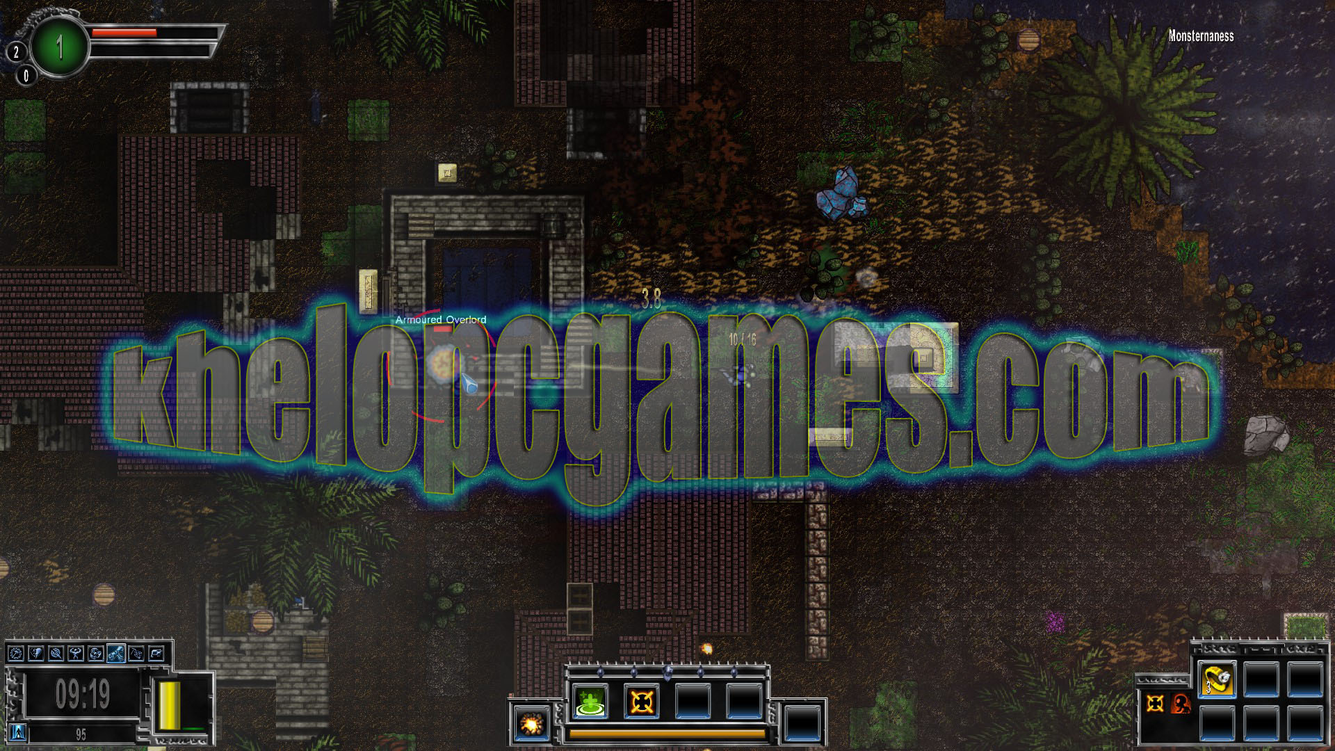BorderStrain Highly Compressed 2020 Pc Game Free Download