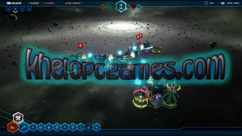 Starport Delta CODEX 2020 Pc Game Free Download
