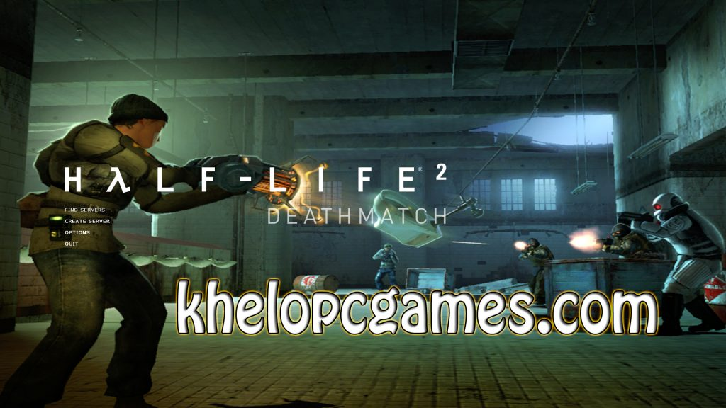Half-Life 2: Deathmatch PC Game + Torrent Free Download