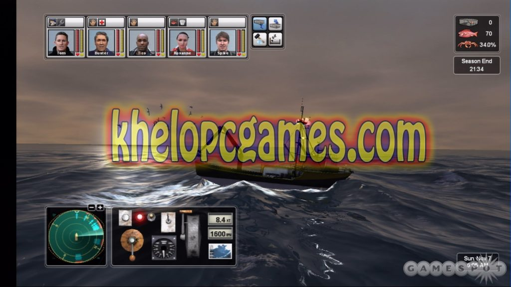 Deadliest Catch: The Game PLAZA 2020 Pc Game Free Download