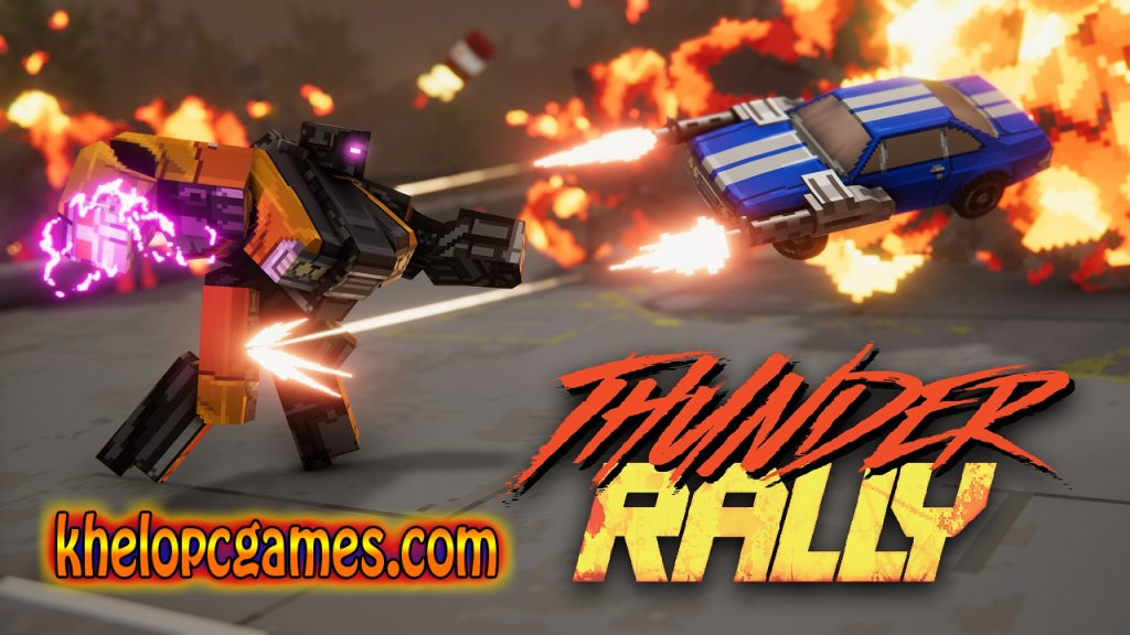Thunder Rall CODEX PC Game Full Version Free Download