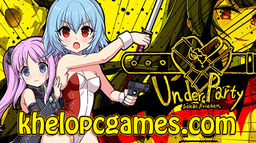 UnderParty CODEX PC Game + Torrent Free Download Full Version