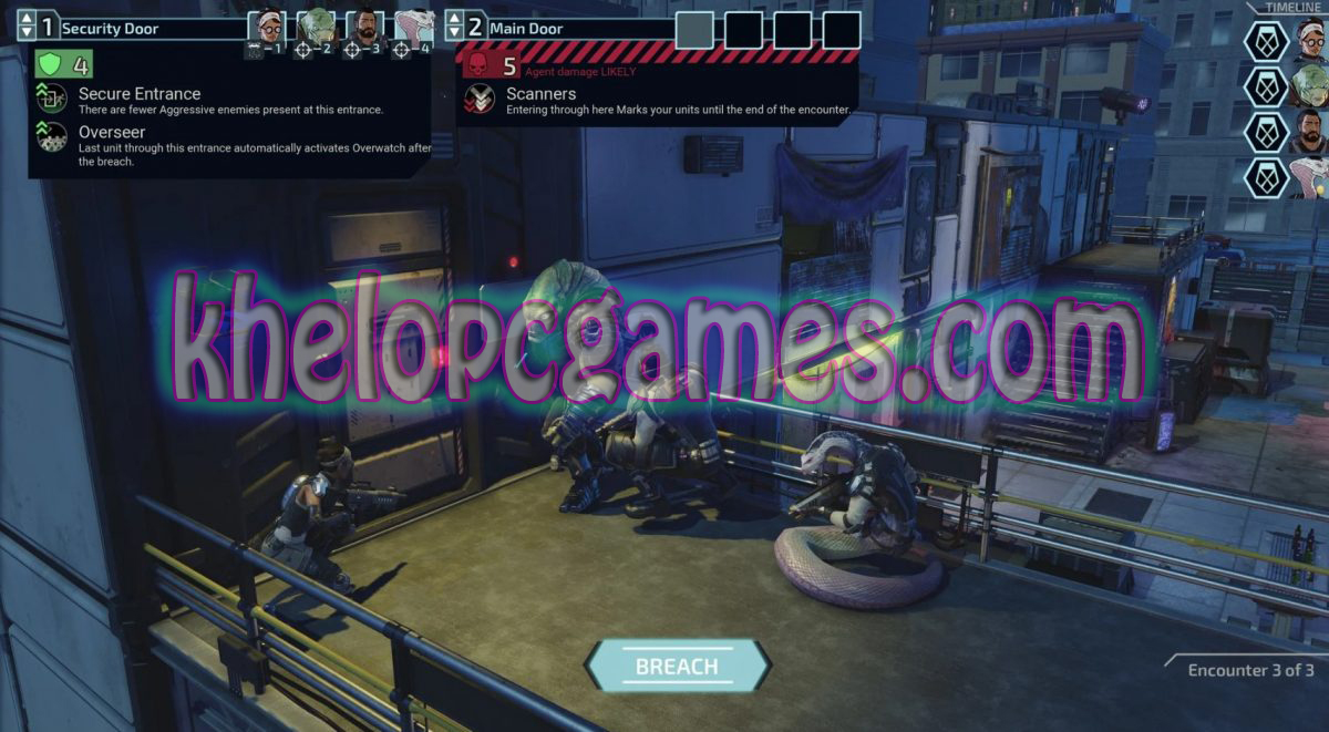 XCOM: Chimera Squad CODEX 2020 Pc Game Full Version Free Download
