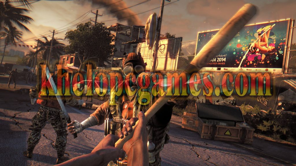 Dying Light: The Following Enhanced Edition Free Download Full Version Pc Game Setup (v1.23 & ALL DLC) (Completed)