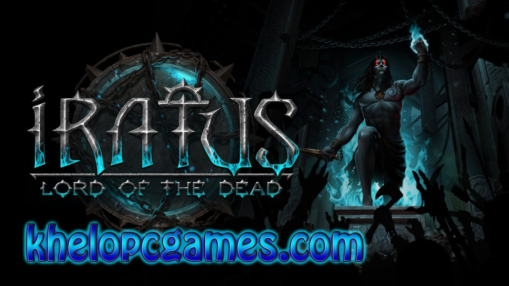 Iratus: Lord of the Dead PLAZA PC Game + Torrent Free Download