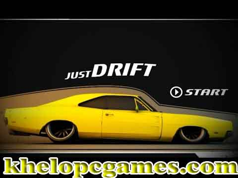 Just Drift It! PLAZA PC Game + Torrent Free Download Full Version