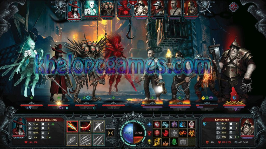 Iratus: Lord of the Dead PLAZA 2020 Pc Game Full Setup Free Download