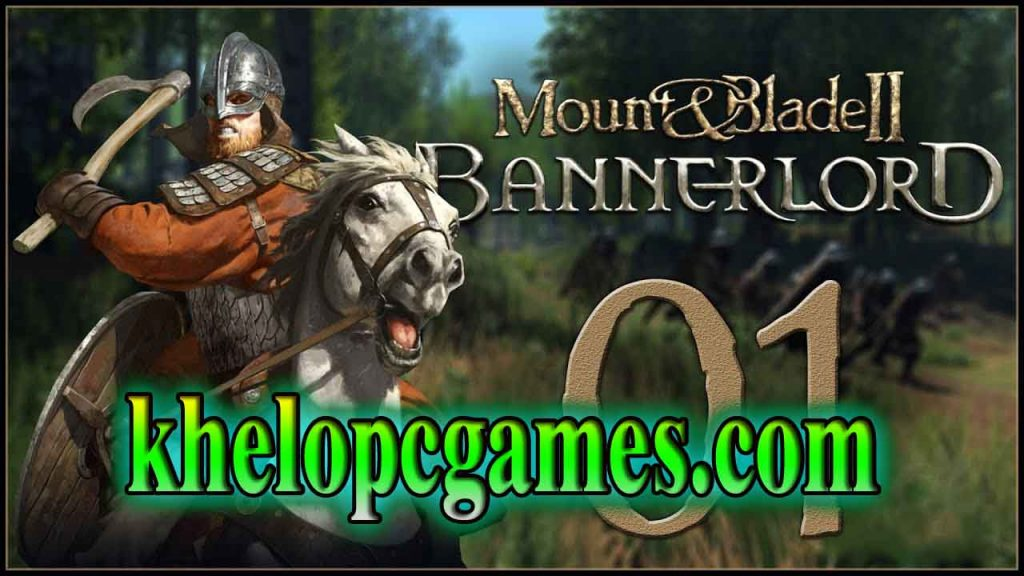 Mount & Blade II: Bannerlord CODEX PC Game Free Download