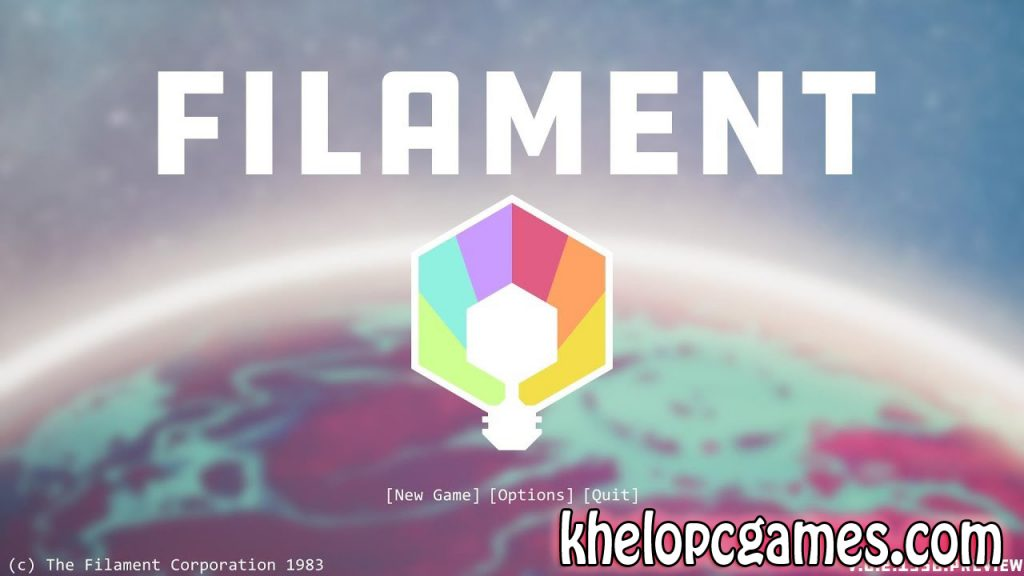 Filament Highly Compressed PC Game Full Version Free Download