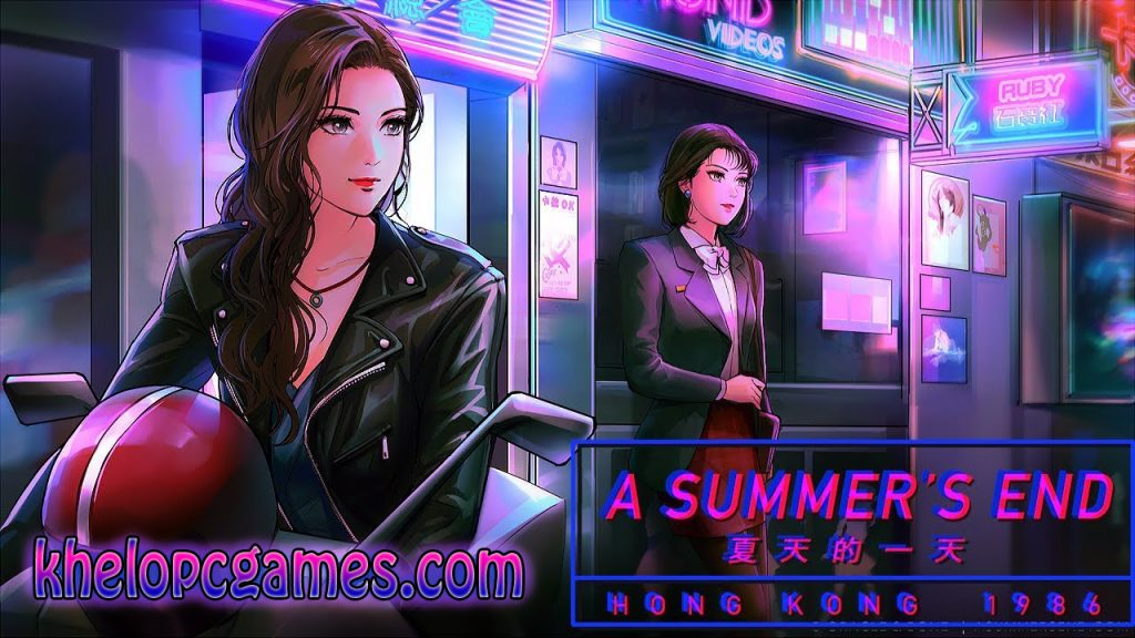 A Summer's End – Hong Kong 1986 PLAZA PC Game Full Setup Free Download